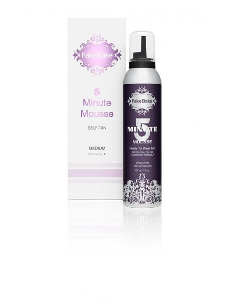 """5 minute"" savaiminio įdegio putos Fake Bake- 5 Minute Mousse Self-Tan"
