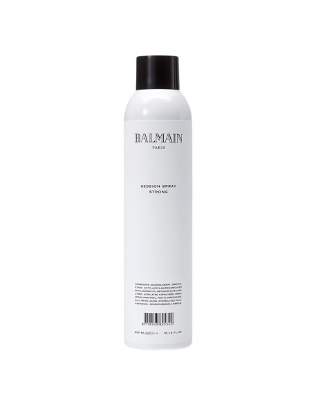 BALMAIN stiprios fiksacijos lakas plaukams - Strong Session Spray