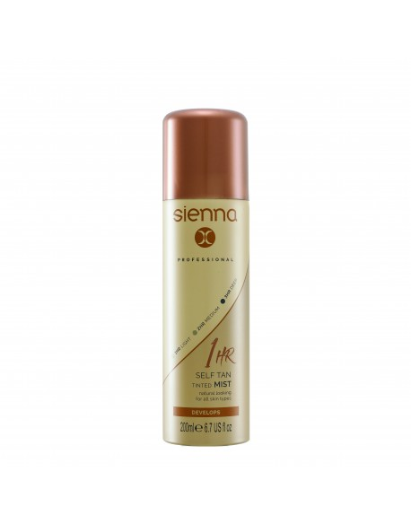1 Hour Self Tan Tinted Mist