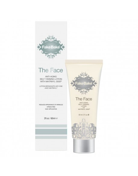The Face Anti-Ageing Self-Tan Lotion with Matrixyl-3000