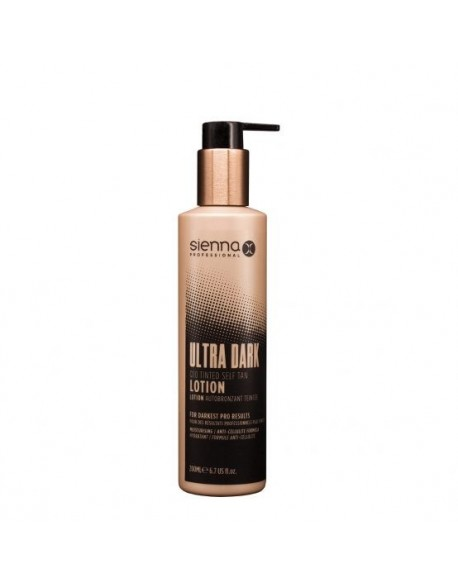 ULTRA DARK Q10 TINTED LOTION