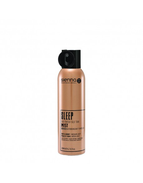 Q10 Self Tan Tinted Mist