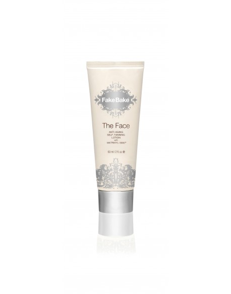 Savaiminio įdegio priemonė veidui su Matrixiliu 3000 Fake Bake - The Face Anti-Ageing Self-Tan Lotion with Matrixes 3000